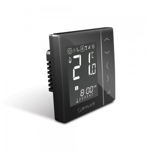 Интернет - радиотермостат комнатный Salus VS10BRF iT600 Zigbee