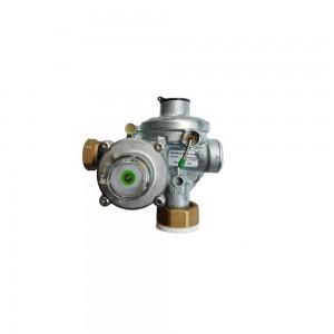 Регулятор давления газа угловой RF25 G ARCTIC