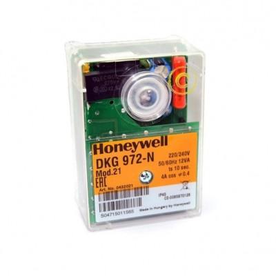 8718584071 Топочный автомат Honeywell DKG972-N mod.21.