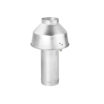 Дымовой колпак Д 180 мм для Baxi Slim EF 1.39, EF 1.49.