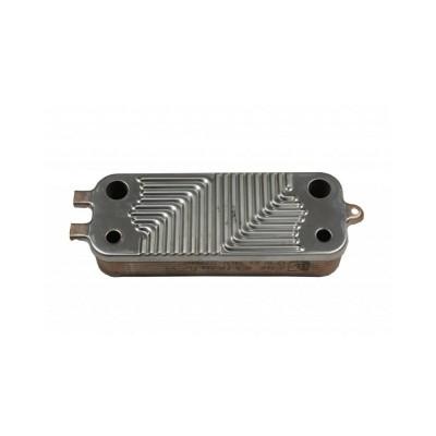 ES190B000HR12 Теплообменник вторичный 12 пластин Bosch/Buderus.