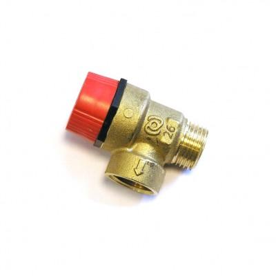 JJJ 6306101022 Клапан предохранительный (3 бар) для котлов Baxi ECO Classic 24 F.