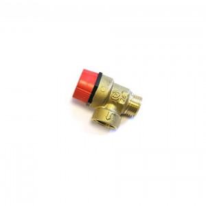 JJJ 710109400 Гидравлический предохранительный клапан (3 бар) для котлов Baxi.
