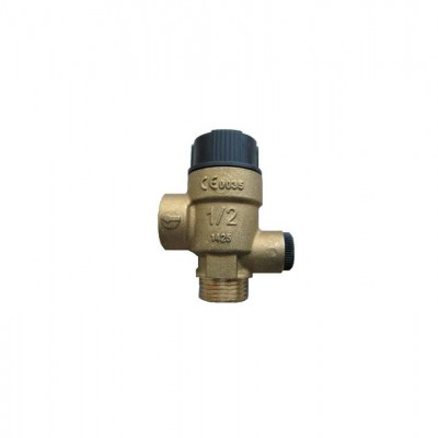 JJJ 9950620 Предохранительный клапан бойлера (8 бар) для котлов Baxi NUVOLA 280i, NUVOLA-3