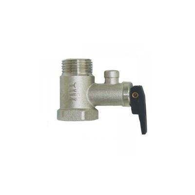 JJJ 7601940 Предохранительный клапан (8 бар) для котлов Baxi.