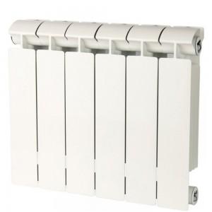 Радиатор биметаллический Global Style Extra 350-6 секций (RAL 9010)