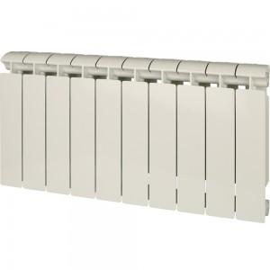 Радиатор биметаллический Global Style Extra 350-10 секций (RAL 9010)