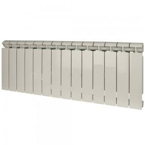 Радиатор биметаллический Global Style Extra 350-14 секций (RAL 9010)