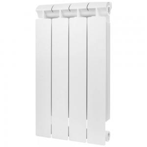 Радиатор биметаллический Global Style Extra 500-4 секции (RAL 9010)