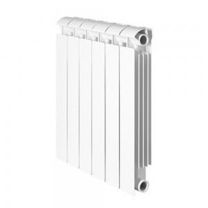 Радиатор биметаллический Global Style Extra 500-6 секций (RAL 9010)