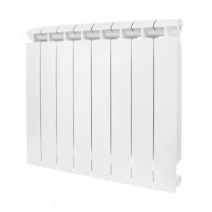 Радиатор биметаллический Global Style Extra 500-8 секций (RAL 9010)