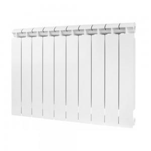 Радиатор биметаллический Global Style Extra 500-10 секций (RAL 9010)