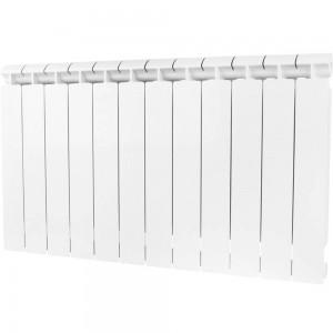 Радиатор биметаллический Global Style Extra 500-12 секций (RAL 9010)