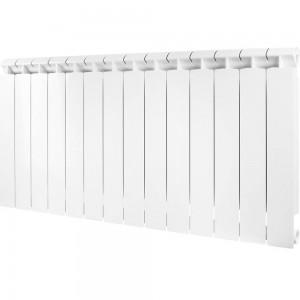 Радиатор биметаллический Global Style Extra 500-14 секций (RAL 9010)