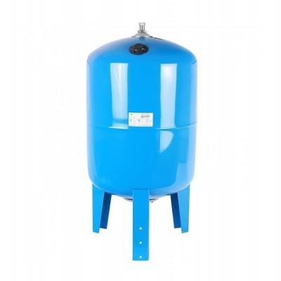 Бак расширительный (гидроаккумулятор) STOUT для водоснабжения 750л, вертикальный, синий