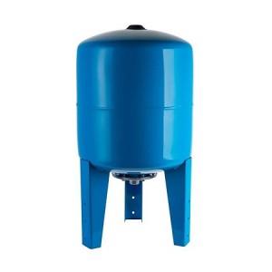 Бак расширительный (гидроаккумулятор) STOUT для водоснабжения 300л, вертикальный, синий