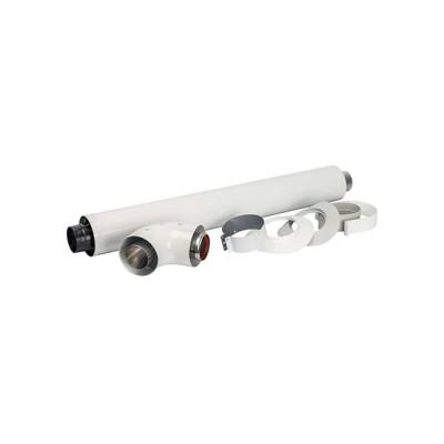 Коаксиальный дымоход 60/100 850 мм для котла Protherm.