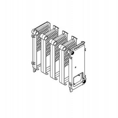 JJJ 3616880 Основной теплообменник для котлов Baxi  SLIM 1.230 Fi, 1.230 FiN