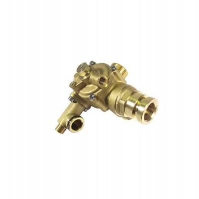 JJJ 5658690 Трехходовой клапан для котлов Baxi LUNA