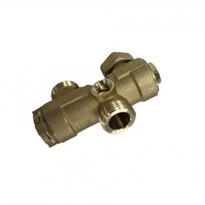 JJJ 5663040 Трехходовой клапан в сборе для котлов Baxi NUVOLA