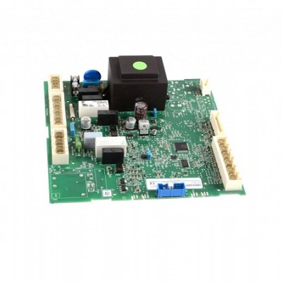 JJJ 5680190 Электронная плата LMU54 Siemens для котлов Baxi LUNA HT, POWER HT