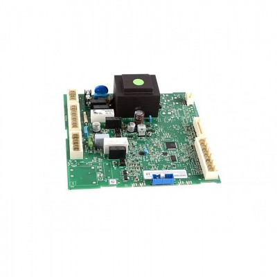 JJJ 5680200 Электронная плата Siemens LMU 55 для котлов Baxi