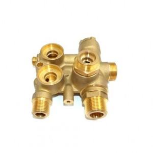 JJJ 5680940 Трехходовой клапан в сборе для котлов Baxi ECO-3, LUNA-3 Comfort