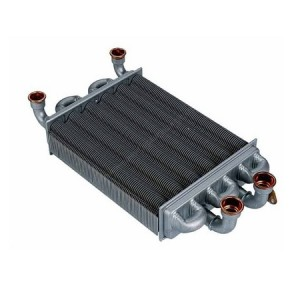 JJJ 5700520 Битермический теплообменник для котлов Baxi MAIN Four 18 F