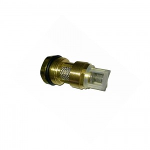 JJJ 607240 Фильтр и устройство Вентури в сборе для котлов Baxi ECO 240, ECO 280