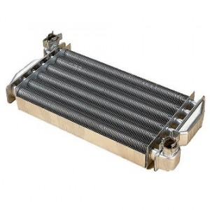 JJJ 608550 Основной теплообменник с клипсами для котлов Baxi ECO, LUNA 31кВт