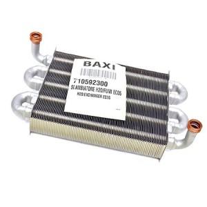 JJJ 710592300 Основной теплообменник ECO5 для котлов Baxi ECO Compact