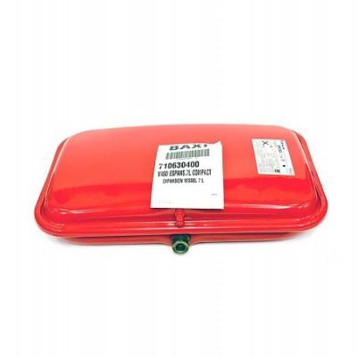 JJJ 710630400 Расширительный бак 7л. для котлов Baxi Duo-Tec Compact