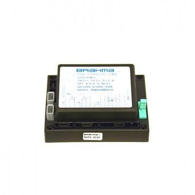 JJJ 711555000 Блок горения для котлов Baxi SLIM HPS 1.110