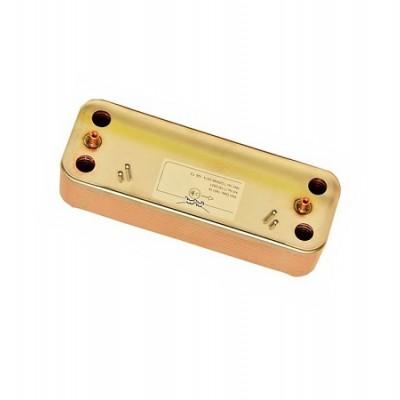 JJJ 711613200 Теплообменник вторичный пластинчатый для котлов Baxi