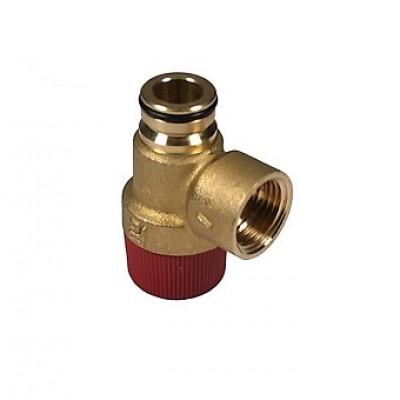 JJJ 9951170 Предохранительный клапан (3 бар) для котлов Baxi.