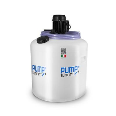 Профессиональный промывочный насос PUMP ELIMINATE 130 V4V