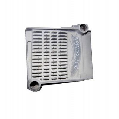 39403700 Секция теплообменника левая для котлов Ferroli (аналог 33003152)