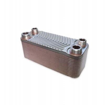 39809340 Теплообменник для котлов Ferroli (аналоги 37403551, 37403550)