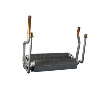 39811450 Теплообменник для котлов Ferroli (аналог 37403500)