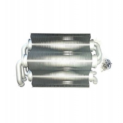 39828290 Теплообменник для котлов Ferroli  Domitech F 24 D M. (WF) (аналог 37404631)
