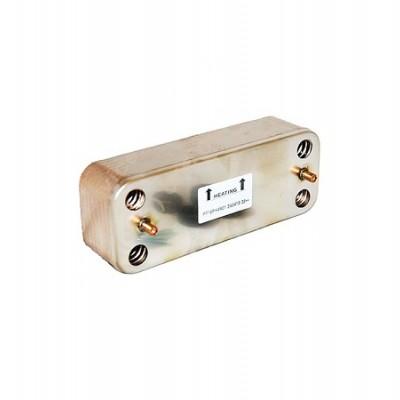 39835630 Теплообменник для котлов Ferroli (аналоги 37405131, 37405130)