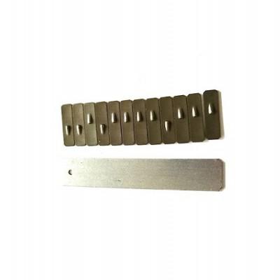39844350 Пластина теплообменника для котлов Ferroli (аналог 32917520)