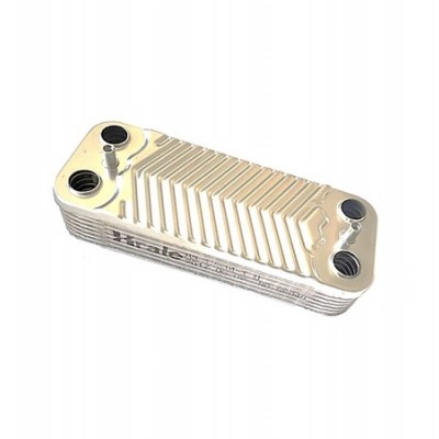 902613450 Теплообменник пластинчатый для котлов Ferroli (аналог 398001040)