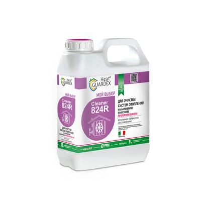 Реагент для промывки систем отопления HeatGUARDEX Cleaner 824R