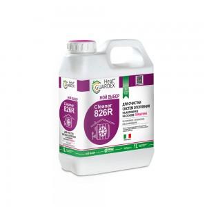 Реагент для промывки систем отопления HeatGUARDEX Cleaner 826R