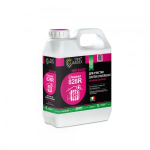 Реагент для промывки систем отопления HeatGUARDEX Cleaner 828R