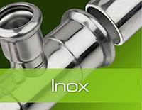 Система KAN-therm Inox / Inox Sprinkler