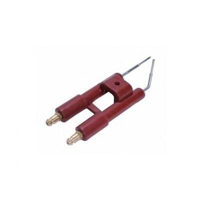 S331100001 Электроды розжига TB-9/17K для котлов Kiturami Turbo-13/17, STSO-13/17/21, KRM-30.