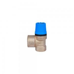 Предохранительный клапан для водоснабжения 8 бар 1/2 STOUT SVS-0003.