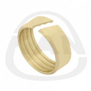 Кольцо KAN разрезанное – сервисный элемент для конусных соединителей для многослойных труб 20